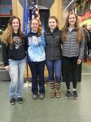 The Reedsville FFA competed in a series of FFA Career