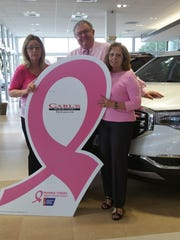 Carl's Buick is Presenting Pink Premier Sponsor for