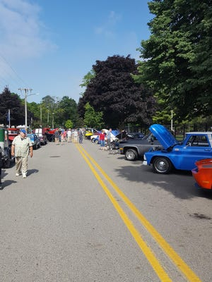 While the car show will continue despite the International Bridge being closed, Dunton said the club is hoping it opens prior to Aug. 8 so Canadian club members and car enthusiasts from across the border can attend.