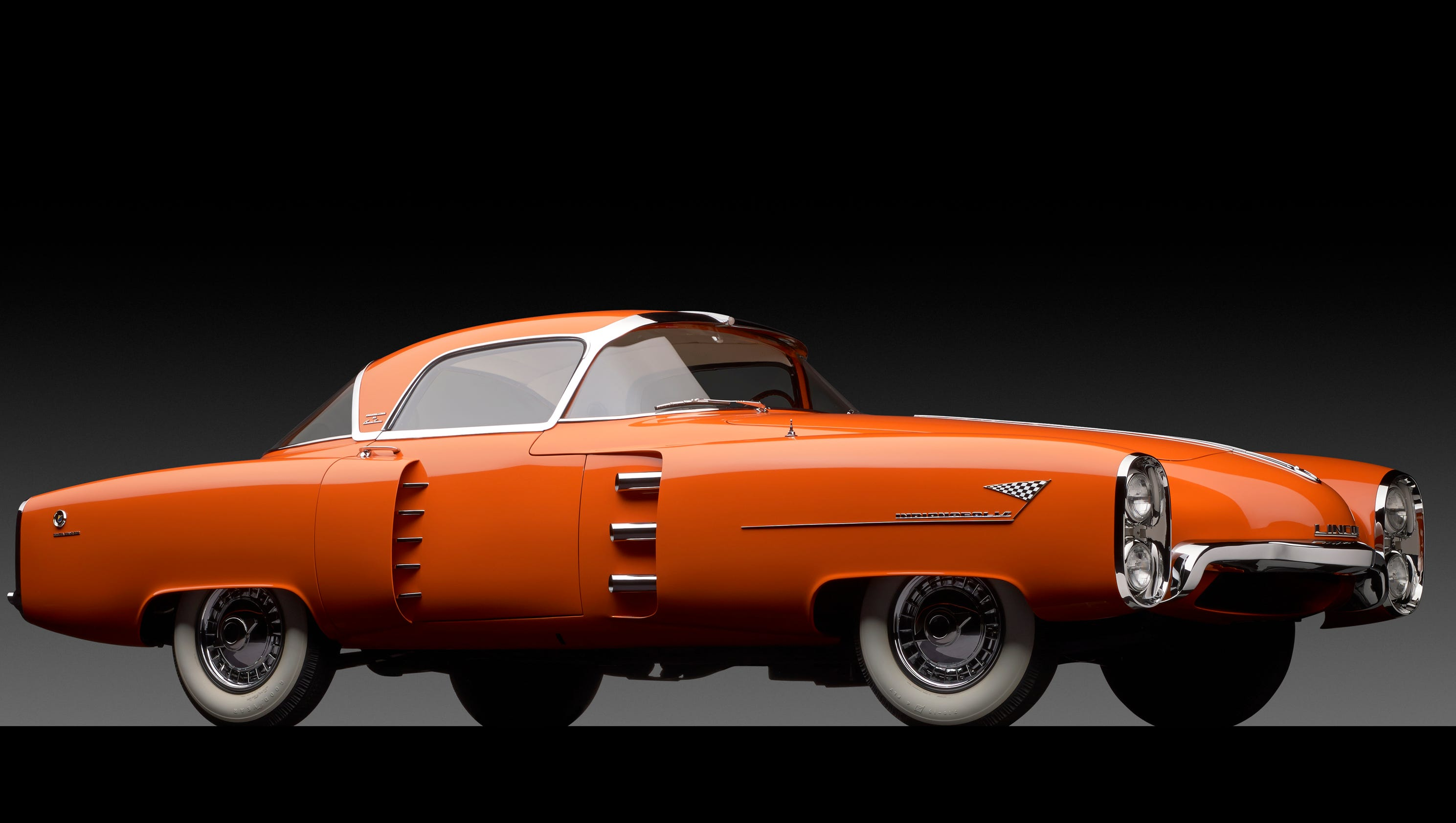 Famous Lincoln Concept Car Of The 1950s