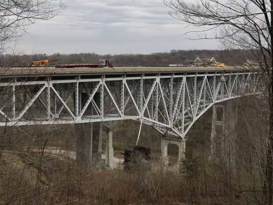 Jeremiah Morrow bridge