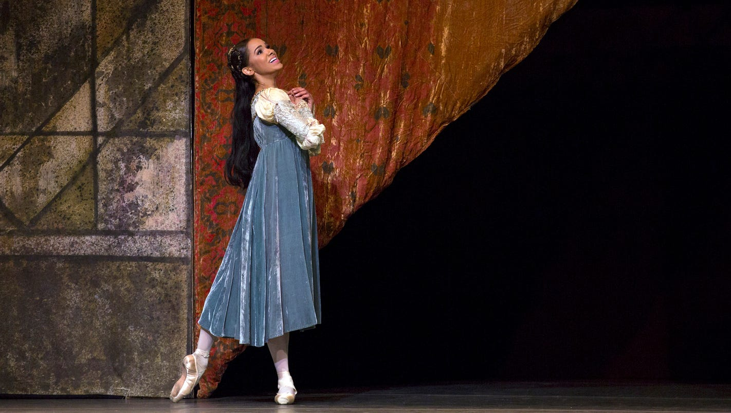 Misty Copeland and ABT are riveting in Detroit Opera House performance