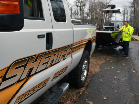 A man's body was recovered from Lake Bistineau Tuesday