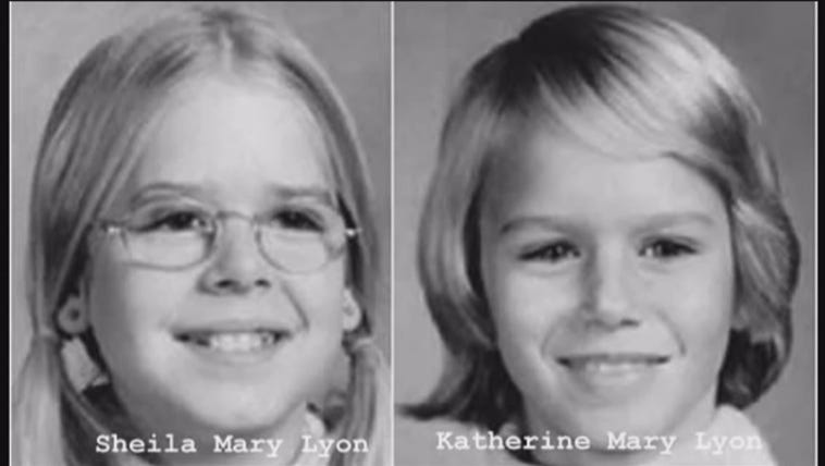 Sheila and Katherine disappeared in 1975 in Wheaton, Md.