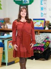 Nicole Morris, Second Grade Teacher at River Oaks Elementary