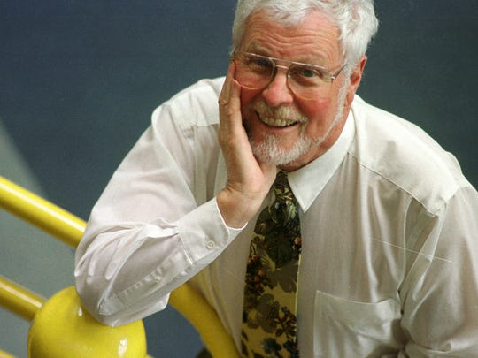 Peter Sterling was president of the Children 's Museum for 16 years. June 11, 1999.