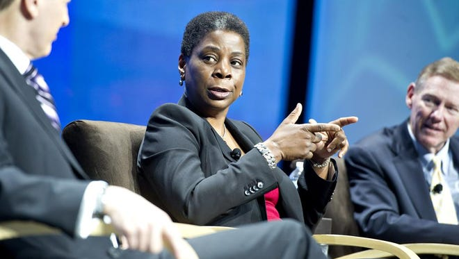 Ursula Burns joined Xerox as an intern, and worked her way up becoming CEO in 2009.