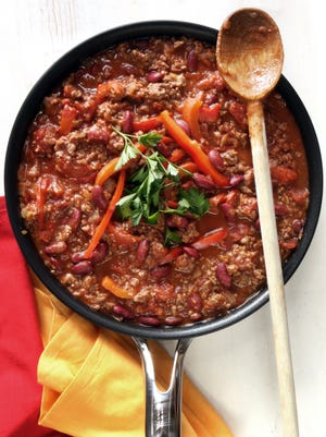 The Knights of Columbus will host a Chili Feed Thursday in Wisconsin Rapids.