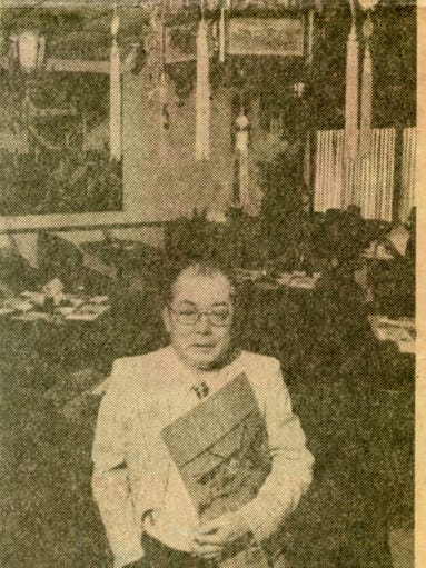 Dulit Lee, owner of Chung Mei restaurant in Corpus
