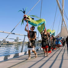 Dancers, performance artists and musicians will show off their art at Childsplay's El Puente Festival.