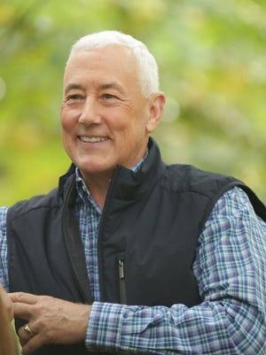 Greg Pence, the older brother of Vice President Pence and one of the Republicans running for the 6th Congressional District.
