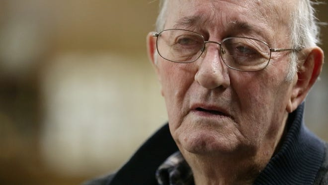 Robert Fuller, the last surviving Owasa school board member who fought the state law and lost, talks Dec. 2 about growing up in Owasa.