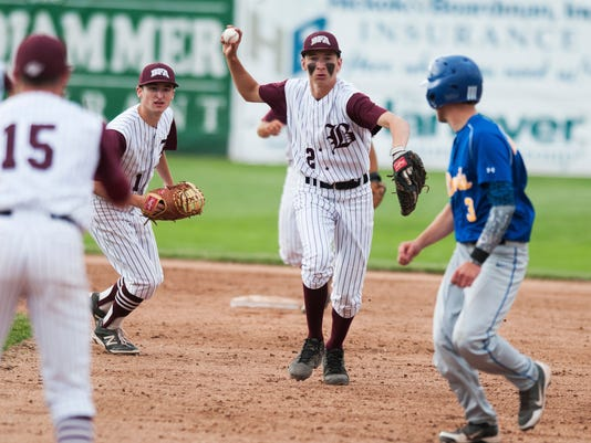 DII Boys Baseball Championship - Poultney vs. BFA Fairfax 06/14/14