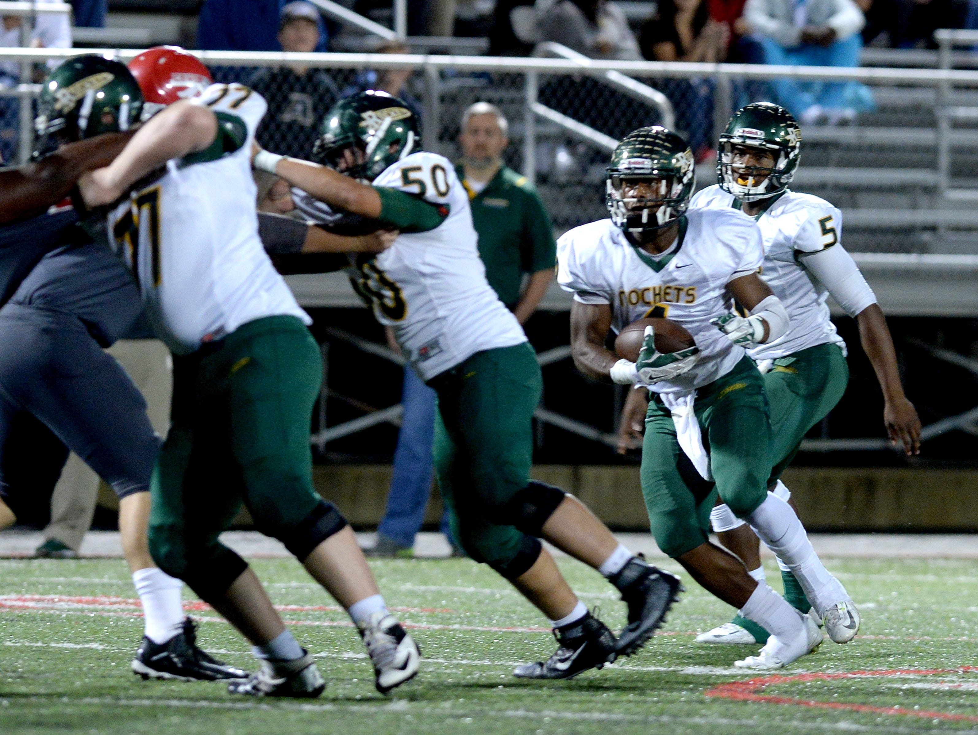 Reynolds is home for Friday's football game against Asheville High.