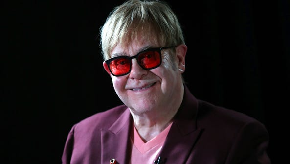Elton John delivers 'The Diana, Princess of Wales Lecture