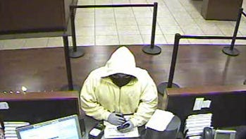 Police say this man robbed a Chase Bank in Fort Myers Friday evening.
