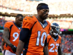 What Emmanuel Sanders' injury means for fantasy football owners