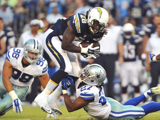 Fantasy Studs And Duds Chargers Gordon Primed For Week 4