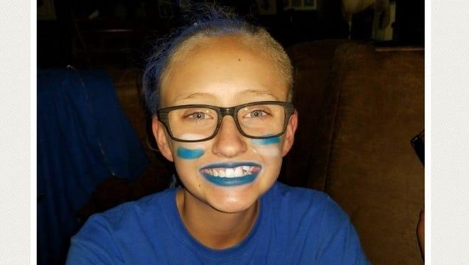 White House Middle School student Greycin Oaks died FEb. 16, 2018 of the flu.