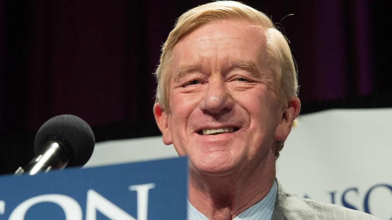 Bill Weld jumps into presidential race, giving Trump a GOP primary challenger