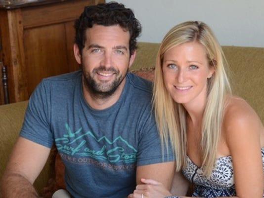 Engagements: tara checton & joseph griffin