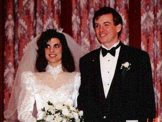 Anniversaries: Brian Michael Hanley & Jennifer Lin Timko Hanley