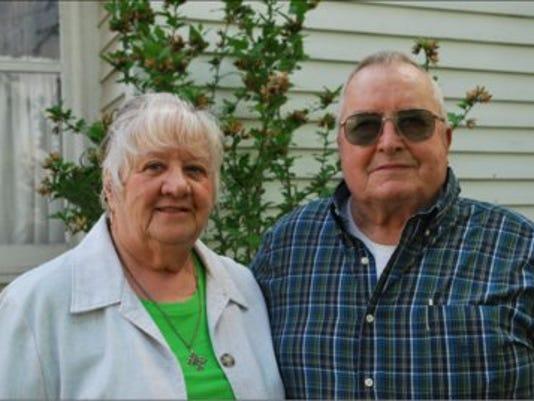 Anniversaries: William Crummey & Joanne Crummey