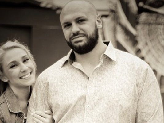 Engagements: Amanda Penna & Chris Sninski