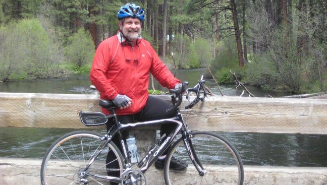 Gary Guttormsen helped make the Metolius River Loops Scenic Bikeway an Oregon Scenic Bikeway.