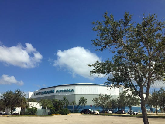 Germain Arena and the Florida Everblades are celebrating