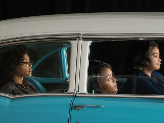 Taraji P. Henson, Janelle Monae and Octavia Spencer