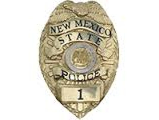 New Mexico State Police badge