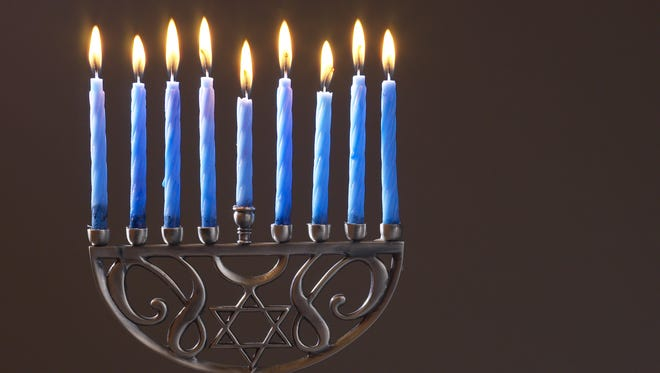 Camden County will celebrate Hanukkah with a menorah lighting Monday evening.