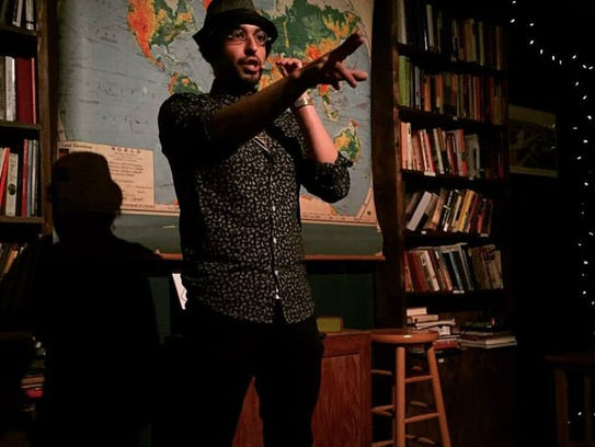 A comic who also performs as a mentalist, Ben Wasserman