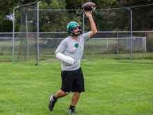 Yorktown newcomer stays loyal to teammates