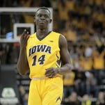 Iowa's Peter Jok averaged 16.1 points as a junior. He'll be the unquestioned leader of the 2016-17 Hawkeyes.