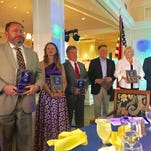 Sunrise Rotary installs new board, recognizes Rotarian of the Year