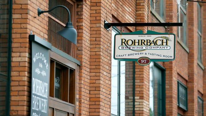 Rohrbach Railroad Street Beer Hall, 97 Railroad St., Rochester.