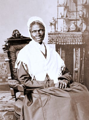 Sojourner Truth was an abolitionist and women's rights advocate who escaped slavery. Time magazine listed her as one of the 100 Most Significant Americans of All Time.
