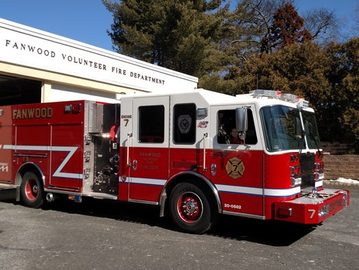 Earlier this month, the Fanwood Fire Department took
