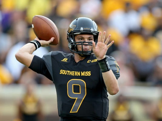 NCAA Football: Savannah State at Southern Mississippi