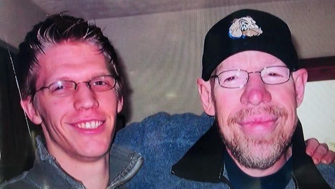 Matt Howard (left) and Steve Howard.