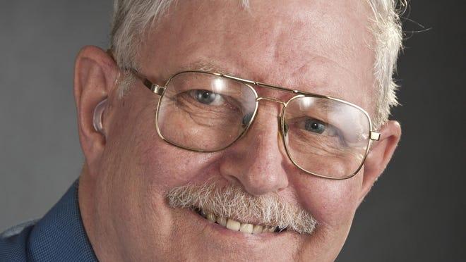 Ron Simon, Mansfield News Journal columnist.