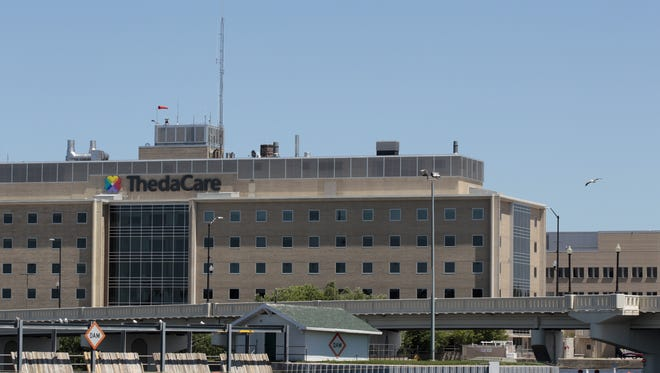 ThedaCare Regional Medical Center - Neenah was formerly known as Theda Clark Medical Center.