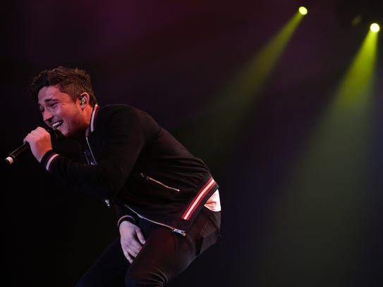 Michael Ray will perform on the Cracker Barrel Country Roads Stage at Ascend Amphitheater during this year's CMA Music Festival.