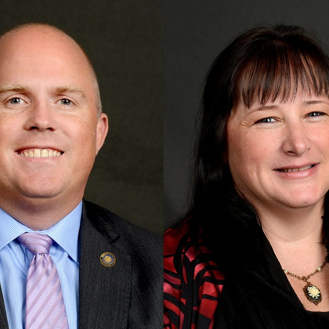For Salem residents and many state employees, the race between Democratic Rep. Brian Clem and Republican challenger Beverly Wright for House District 21 is extremely close.