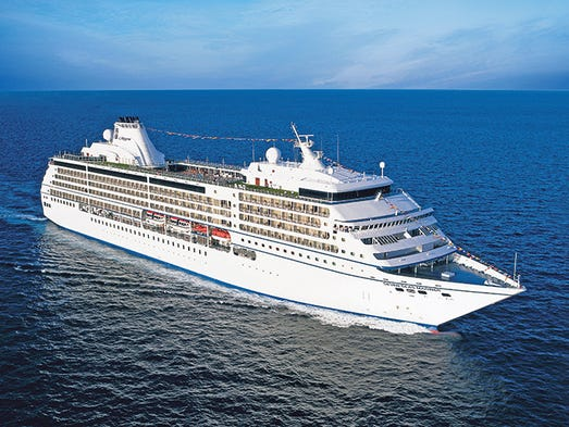 Luxury line Regent's 700-passenger Seven Seas Mariner, shown here in a file photo, emerged this week from a major makeover in dry dock that brought significant changes to cabins and public areas.