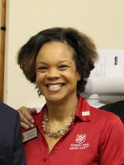Daisy Ellis, Director of Health Services for The Salvation Army