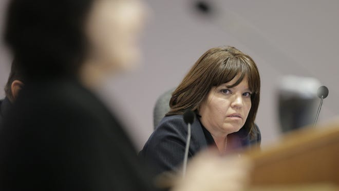 City Attorney Sylvia Borunda Firth, who abruptly said she was retiring, will receive about $274,000 as part of her departure.
