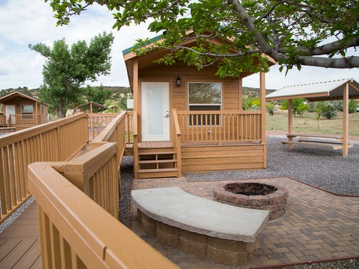 Cool Arizona Cabins For Your Summer Vacation
